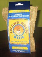 Jamaica Blue Mountain Medium Roasted Coffee beans blend 8 oz