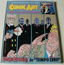 COMIC ART 75 del 1991 (cover MARTIN MYSTERE)