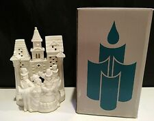 PartyLite Village Carolers Tea Light - P0204 - with Box