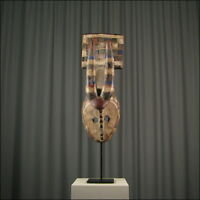39858) Afrikanische Mossi Maske Burkina Faso Afrika KUNST