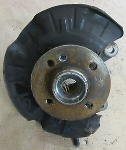Genuine Used MINI O/S/F Drivers Side Front Hub & Bearing for R50 R52 R53 (00-06)