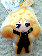 NEW  Vocaloid Len pillow cushion Authentic Japan cleaner mascot