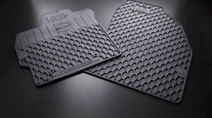 Scion xB 2008 - 2012 Rubber All Weather Floor Mats - OEM NEW!