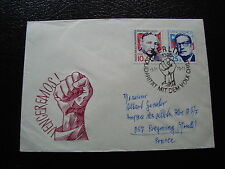 ALLEMAGNE RDA lettre 5/11/73 - timbre stamp germany (cy1)