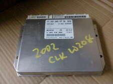 2002 MERCEDES CLK W208 CONVERTABLE. ESP + BAS.  0315450732.