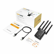 Wavlink AC1200 2.4G&5G Repetidor de Wifi Alta Potencia Inalámbrico Range Extender WPS Lote