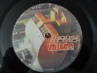 "HOUSE ATTACK VOLUME 2 STRICTLY HITS 12"" VINYL EP VARIOUS ARTISTS OUT OF THE BLUE"
