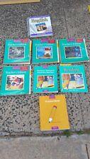 "Lot of 8 Houghton Mifflin Reading"" Teachers Resource, Edition-- Homeschool"