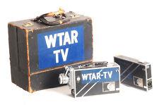 Cine-Kodak Special II WTAR-TV 1950s Television Camera (1948-1961) (4300G)
