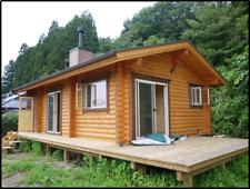 Tiny House Catalog Pacidfic West Log Cabin Kit Home