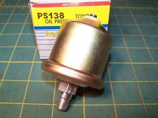 WELLS PS138 Oil Pressure Switch for Toyota with Gauge