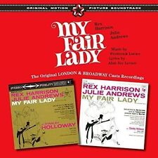 JULIE ANDREWS/REX HARRISON - MY FAIR LADY [ORIGINAL BROADWAY CAST RECORDING] NEW