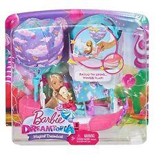Mattel Barbie Dreamtopia Chelseas Traumboot Ankleide und Modepuppen Spielzeug