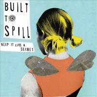LP-BUILT TO SPILL-KEEP IT LIKE A SECRET -LP- NEW VINYL RECORD
