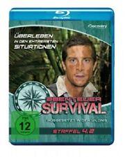 BEAR GRYLLS-ABENTEUER SURVIVAL-STAFFEL 4.2  BLU-RAY NEU