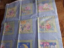 Fabulous Fairy Folk Pictures Fabric 100 Cotton Timeless Treasures Cm 5701