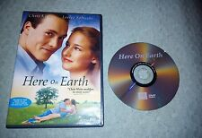 Here on Earth (DVD, 2000)RARE oop
