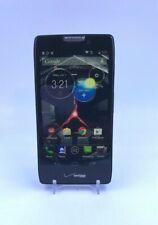 Motorola Droid RAZR MAXX HD- 32GB- Black ( Page Plus ) Missing Sim Tray