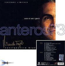 """RICCARDO FOGLI """"STORIE DI TUTTI I GIORNI"""" RARO 2CD LIVE"""