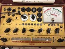 Hickok 800A Tube-Transistor Tester