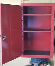 Hanging Garage Tool Cabinet Shelf