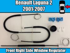 Window Regulator Repair Kit For Rentault Laguna 2 2001-2007 Front Right Door