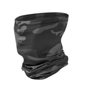 Outdoor Hunting Balaclava Sniper Veil Hood Face Mask Airsoft Neck Gaiter Scarves
