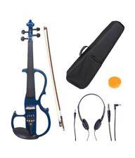 Cecilio 3/4 CEVN-2BL Solid Wood Electric/Silent Violin