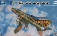 Kitty Hawk 80146 1/48 Sukhoi Su-22 M3/M4 Hot