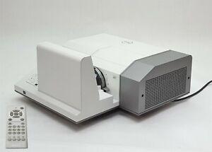 Dell S500wi DLP WXGA 3200 Lumens Short-Throw ULT HDMI Interactive Projector 99Hr