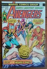 THE AVENGERS 133, MARVEL COMICS, MARCH 1975, FN-