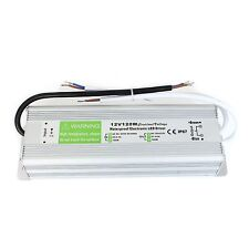 DC 12V 120W Waterproof IP67 LED Driver Power Supply Transformer AC230  for LED