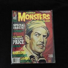 FAMOUS MONSTERS OF FILMLAND #203 AUG/SEPT 1994 IN SLEEVE