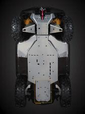 Can Am OEM Commander Aluminum Rear Skid Plate RU 715000694