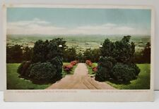 Pen-Mar Pa/Md Cumberland Valley From Blue Mountain House View c1903 Postcard B10