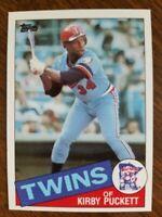 1985 Topps #536 Kirby Puckett MINT OR BETTER? ROOKIE HOF Minnesota Twins