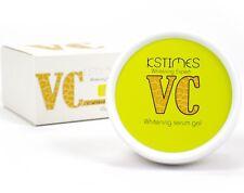 Whitening Serum Gel with Vitamin C Brighten Skin tone Hydrates Spot removal