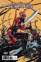 VENOMVERSE #3 Marvel Comics 1st Print VENOM POISON COVER A