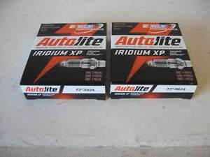 EIGHT(8) Autolite XP3924 Extreme Iridium Spark Plug SET *$3 PP FACTORY REBATE*