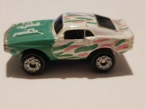 Micro Machines? Sports Car No. 41 Green White