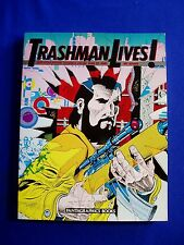 Trashman Lives Spain Rodriguez undergrounds collected. Paperback .1st edn New  .
