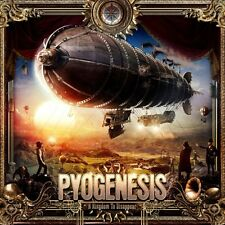 PYOGENESIS - A KINGDOM TO DISAPPEAR - CD SIGILLATO 2017 DIGIPACK