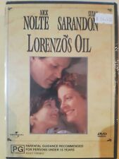 Lorenzo's Oil [Region 4 DVD] BRAND NEW & SEALED, Free Next Day Post from NSW