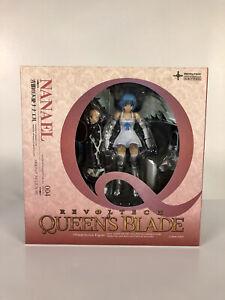 Kaiyodo Revoltech Queens Blade Nanael 1P Color U.S. Seller
