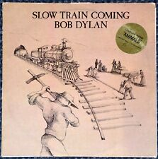 33t Bob Dylan - Slow train coming (LP) - 1979