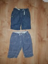 Demin Shorts Age 18 Months To 24 Months