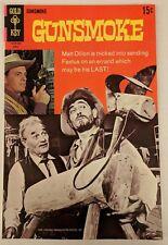 Gunsmoke #2 Gold Key Comics 1969 Western James Arness Photo cover