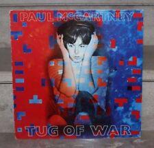 paul mc cartney tug of war (original LP,1982)