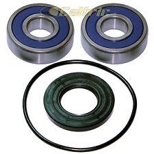 Rear Wheel Ball Bearings Seals Kit Fits KAWASAKI VN1600 Vulcan 1600 Mean Streak