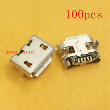 100pcs  HTC HD2 T8585 / HD7 Micro USB Charge Charging Sync Port Dock Connector